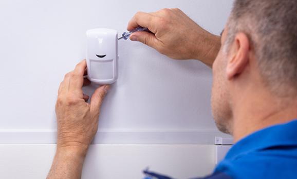 installateur d'alarmes